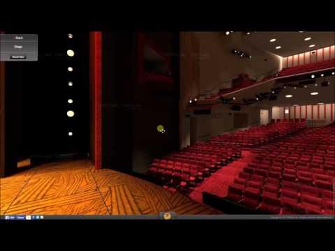 VirtualTheatreTour - Minskoff Theatre (The Lion King)