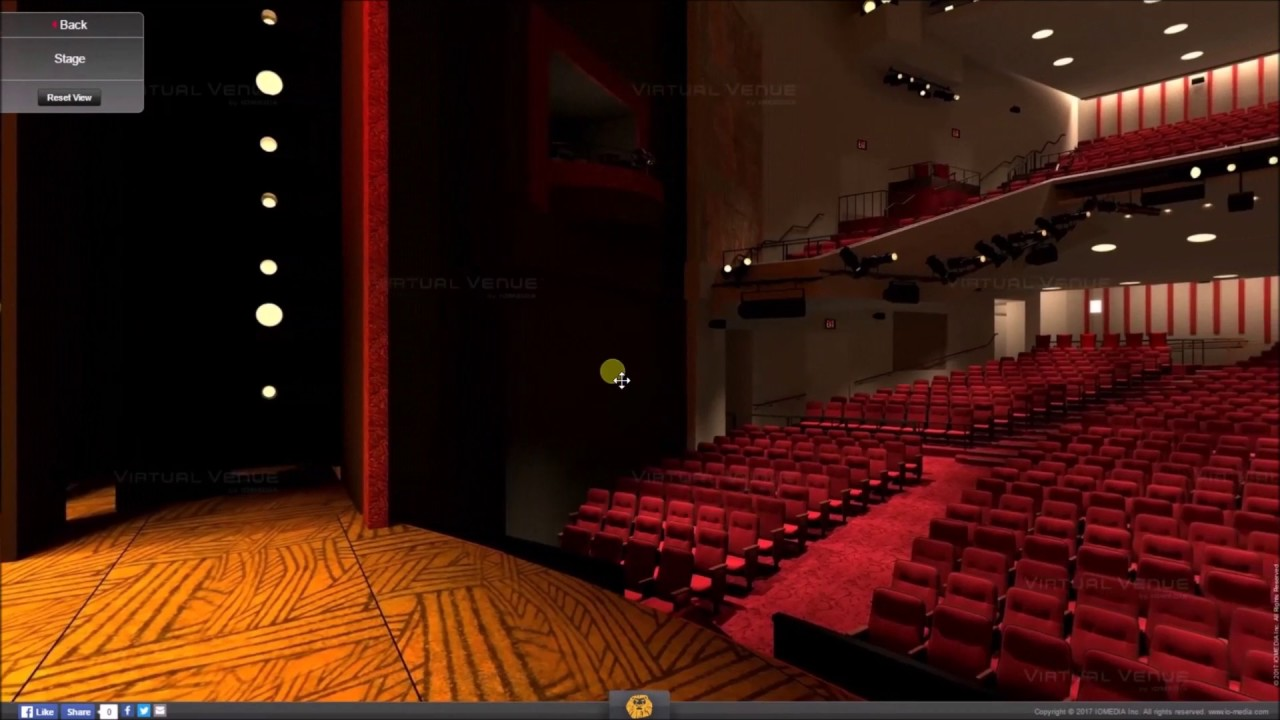 Virtualtheatretour Minskoff Theatre The Lion King
