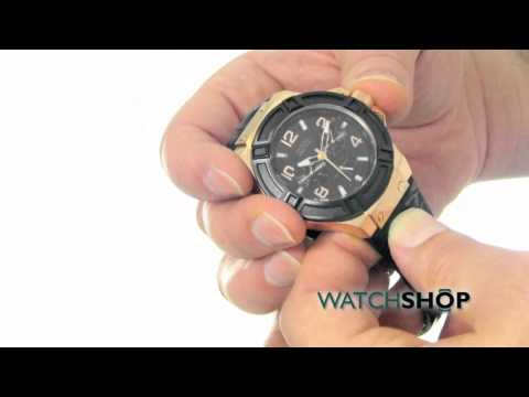 Guess Men's Rigor Watch (W0040G5)