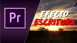 Video Efecto Escritura en Adobe Premiere - Tutorial download MP3, 3GP, MP4, WEBM, AVI, FLV Agustus 2018