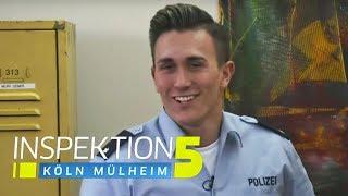 Süßes Geburtstagsständchen! Polizeikommissar Justin wird 23! | Inspektion 5 | SAT.1 TV