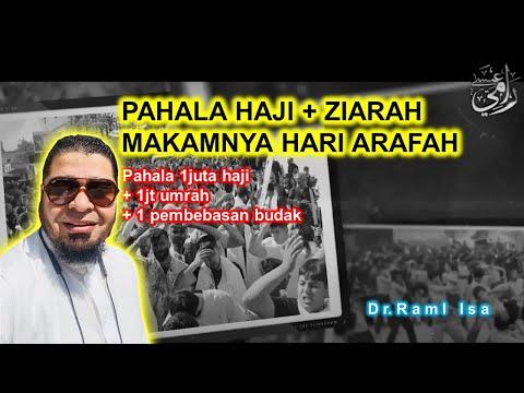 Dapat 1 Juta Haji + 1 Juta Umroh + 1 Juta Budak, Kalo Lakukan Ini Ketika Haji Versi Syiah
