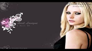 Avril Lavigne - I Will Be (Studio Acapella) Download Link
