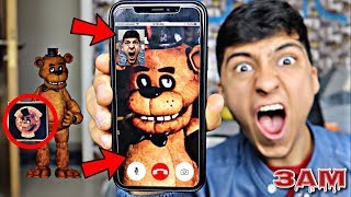 DO NOT FACETIME FREDDY FAZBEAR