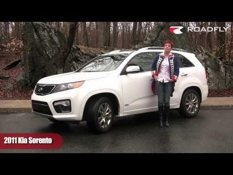 Roadfly.com - 2011 Kia Sorento Road Test & Review