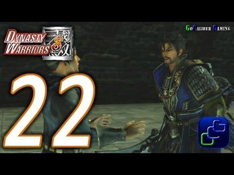 Dynasty Warriors 8 Walkthrough - Part 22 - WEI Story: Battle of Puyang
