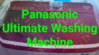 panasonicwashingmachineneww85b5rrb Demo Review Panasonic Washing Machine New W85B5RRB