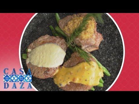 Tenderloin Steak And Roquefort Sauce | Casa Daza Season 2