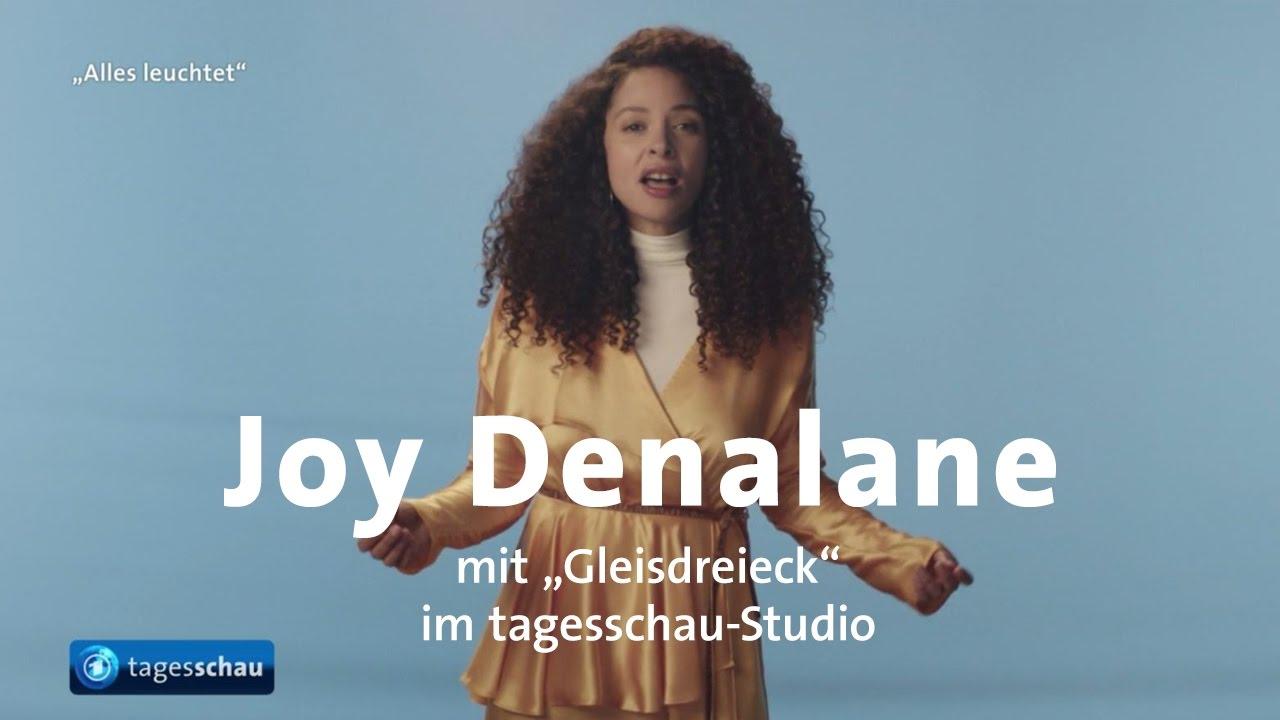 Joy Denalane Interview