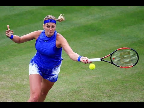 2017 Aegon Classic Semifinals | Kvitova vs Safarova | WTA Highlights