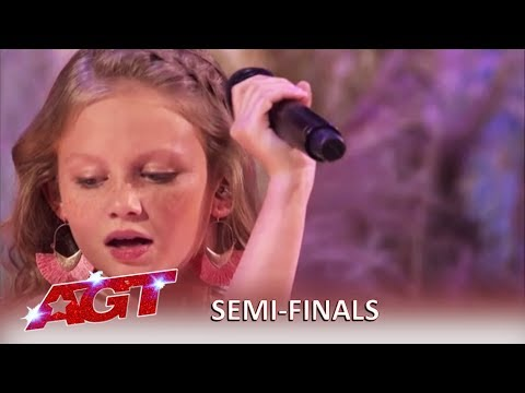 "Ansley Burns: America's Charm Sings Carrie Underwood's ""Cry Pretty"" 