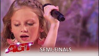 Ansley Burns: America's Charm Sings Carrie Underwood's