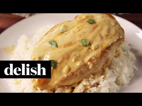 Creamy Dijone Chicken   Delish