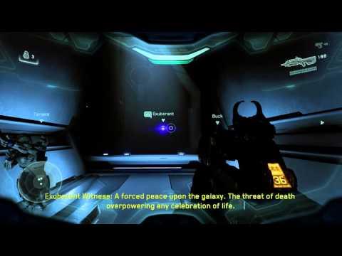 Halo 5: Guardians - Genesis: Osiris Team Meets Exuberant Witness Introduction