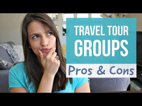 Organized Travel Groups: Pros & Cons of Tour Groups