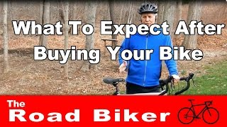 What To Expect After Buying Entry Level Road Bike.