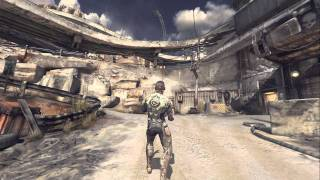 Rage [pc gameplay] third person view
