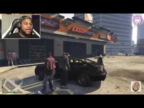 Gta 5 Gaming With Kev Live