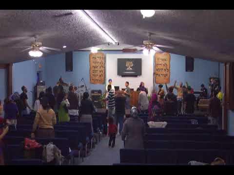 12 9 17 Sabbath service with beloved teacher shane
