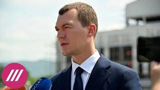 Хабаровчане отвечают Жириновскому, пообещавшему выдвинуть Дегтярева на пост главы региона