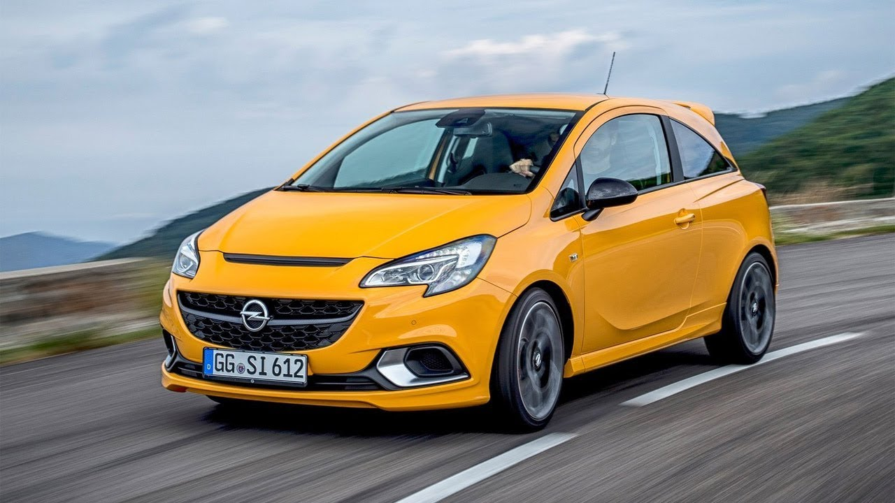 2019 Opel Corsa Gsi Exterior Interior Driving Footage