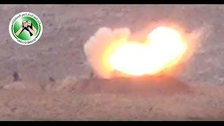 دبيب النمل..خطة روسية لقضم وادي بردى والثوار يدمرون 3 دبابات على محاور بسيمة وكفير الزيت