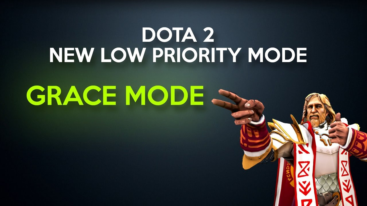 How to get out of low priority matchmaking dota 2