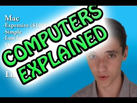 Best Computer to Buy - Computers Explained