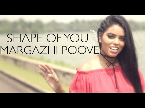 Ed Sheeran- Shape of You | Margazhi Poove (Suthasini Mashup Cover) (ft. Navin & Raghavendran)