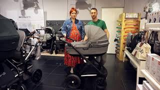 Jaki wybrać wózek dla dziecka - przegląd nowości