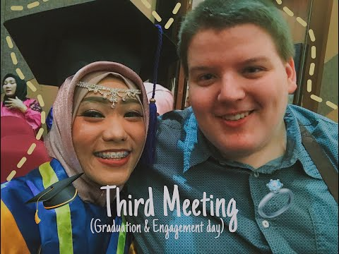 LDR Third Meeting & Engagement Day?!? ( Ajeng & Dennis )