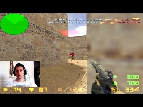 s1LLa - AMAZING 5 CS actions with facecam #7 (SEASON 02) [CS 1.6] 2018