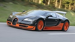 Die 10 schnellsten Autos der Welt!