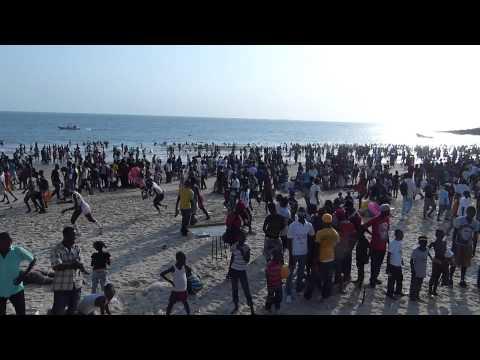 Lumley Beach Eastermonday, Freetown Sierra Leone (1)