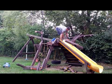 Swing Set Removal Indianapolis-Schott Services
