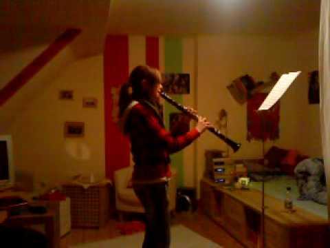 Jenseits der Stille - Jenseits der Stille Klarinette mit Klavier (clarinet and piano)