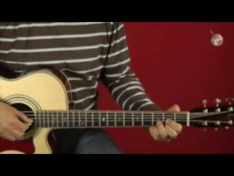 3.1 He's got the whole world • Guitar-TV Gitarre lernen ohne Noten