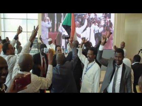 Journal de l'Afrique - France 24 au Soudan, reportage auprès des leaders de la contestation