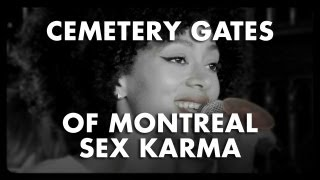 Of Montreal - Sex Karma (Ft. Solange) - Cemetery Gates