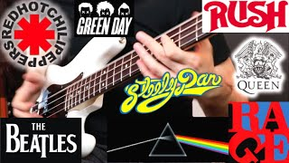 What IF These 8 Bands Had BAD BASS PLAYERS?