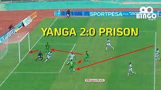 YANGA 2:0 TANZANIA PRISON FULL MATCH