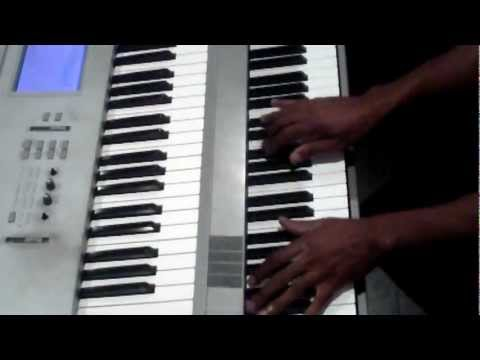 Open my Heart Yolanda Adams Piano Cover and Tutorial