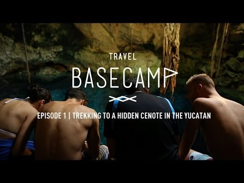 Trekking to a Hidden Cenote in the Yucatán - Travel Basecamp