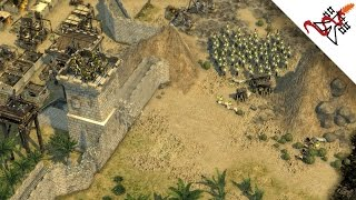Stronghold Crusader 2 Multiplayer - 2vs2 The Real Expert | Deathmatch [1080p/HD]