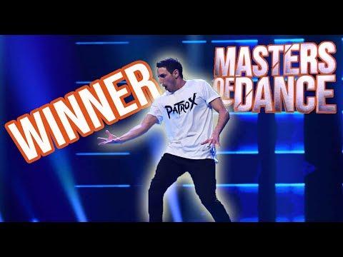 patroX Masters of Dance GEWINNER