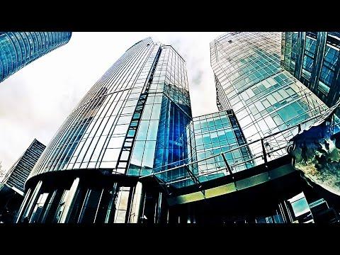 Vilnius City Skyscrapers with Mazda 6 (ZAYN - PILLOWTALK (Bearson & Wheathin Remix))