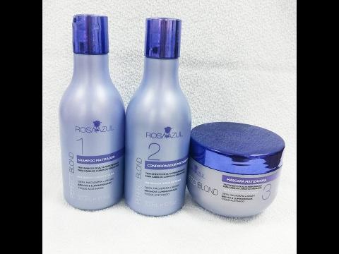 Perfect Blond - Rosa Azul Professional - por Anderson Vieira