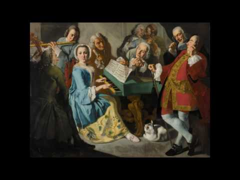 The Kress Collection part 4/4, paintings by old masters XIV-XVIII century with Christian Music