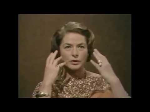Ingrid Bergman interview 1973