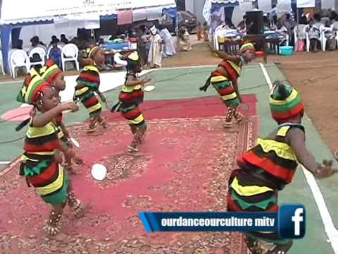 OUR DANCE OUR CULTURE(TRIBAL MARKS)PRO/PRE BY ANIRE BINITIE FOR MITV NIGERIA 2014.